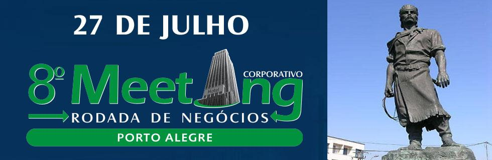 8º MEETING CORPORATIVO PORTO ALEGRE